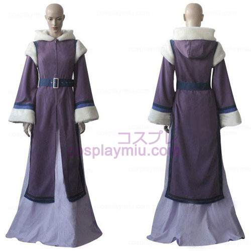 Tailored Avatar The Last AirBender Princess Yue Cosplay