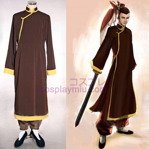 Avatar Cosplay Complete Sokka Sword Master Disfraces