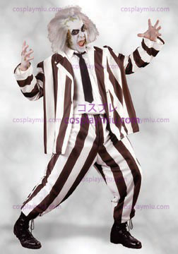 Beetlejuice Adult Disfraces