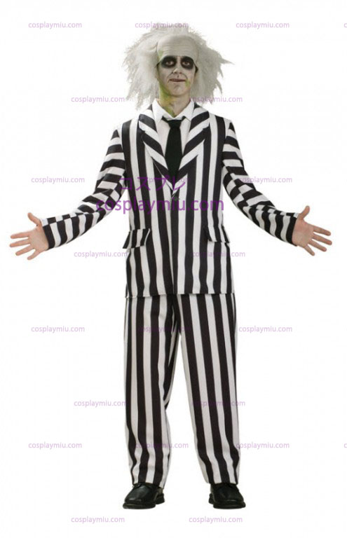 Beetlejuice Disfraces