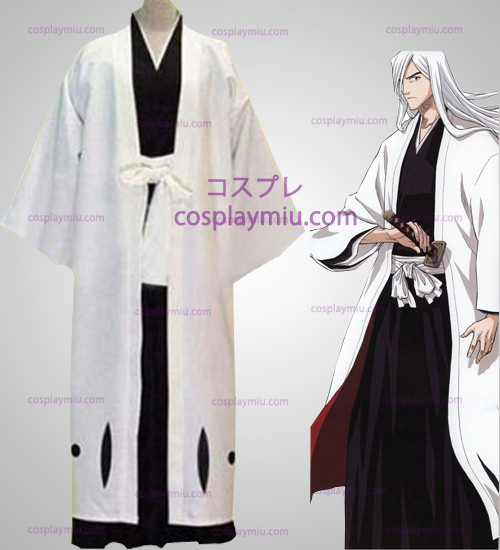 Bleach Captain Ukitake Juushiro Trajes Cosplay - 13th Division