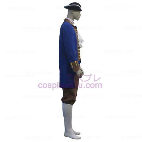 American Revolutionary Trajes Cosplay