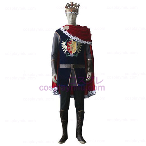 Noble King Trajes Cosplay