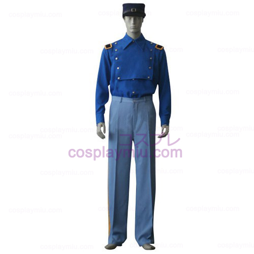 Union Infantry Blue Trajes Cosplay