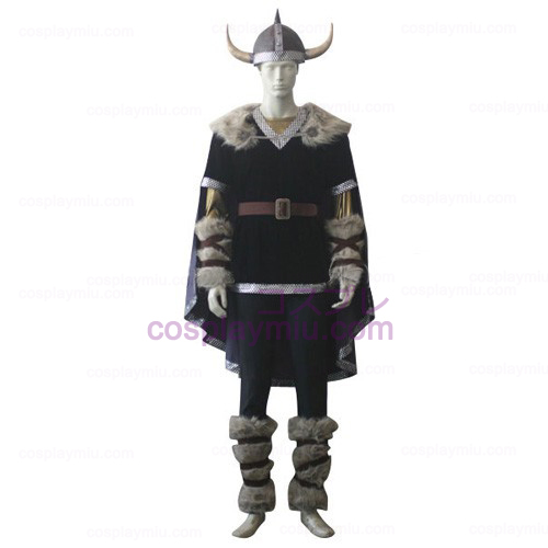 Viking Warrior Trajes Cosplay