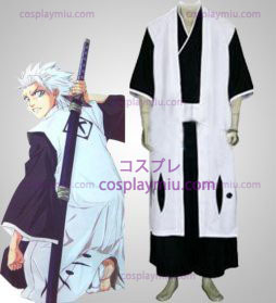 Bleach Captain Toshiro Hitsugaya Trajes Cosplay - 10th Division