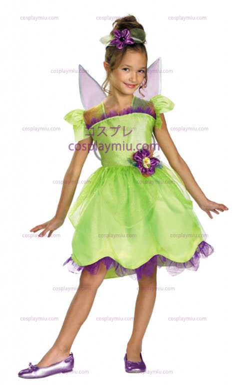 Tinker Bell Rainbow Toddler and Child Disfraces