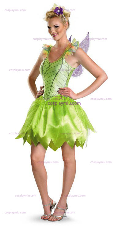 Tinkerbell Rainbow Deluxe Adult Disfraces