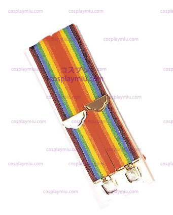 Suspenders Rainbow