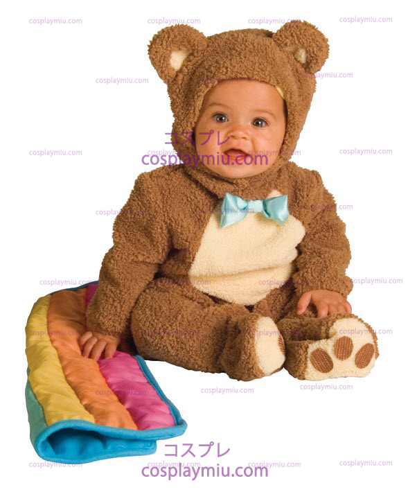 Teddybear Rainbow Infant Disfraces
