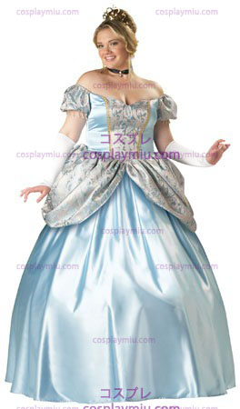 Enchanting Princess Disfraces Plus Size
