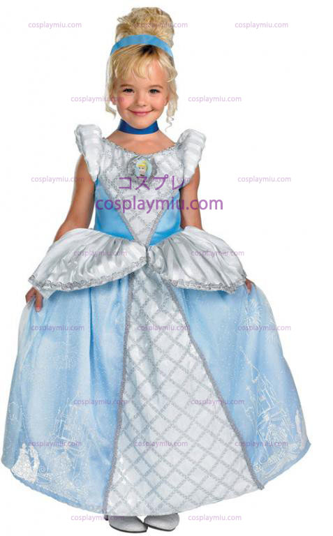 Cinderella Princess Disfraces