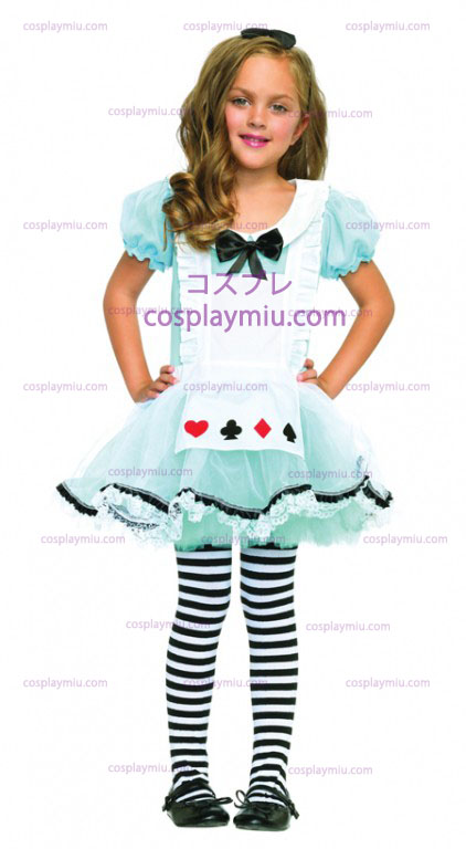 Adorable Alice Child Disfraces