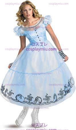Alice Movie Disfraces Deluxe 12-14