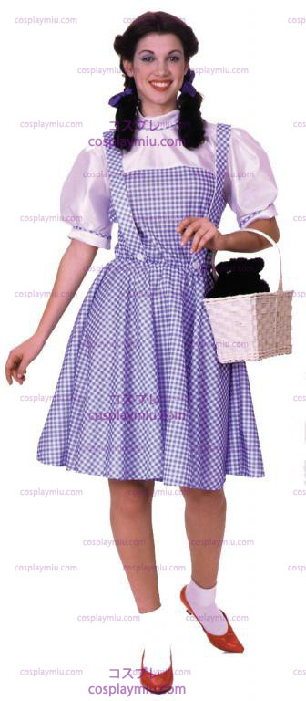 Wizard Of Oz Dorothy Adult Disfraces