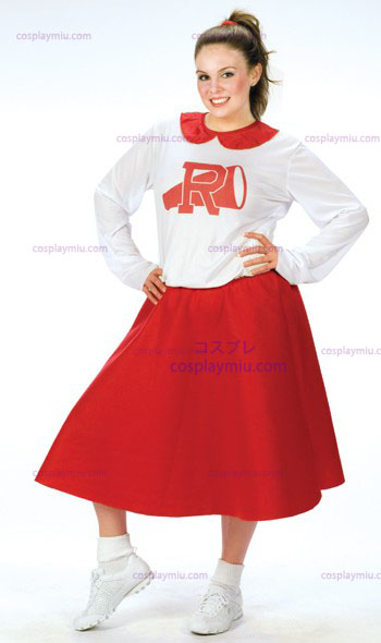 Grease Rydell Animador Plus Size Disfraces