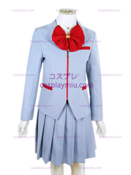 Bleach College Mujeres uniforms
