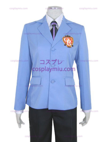 New Uniform Patch Ouran High School Host Club Kos