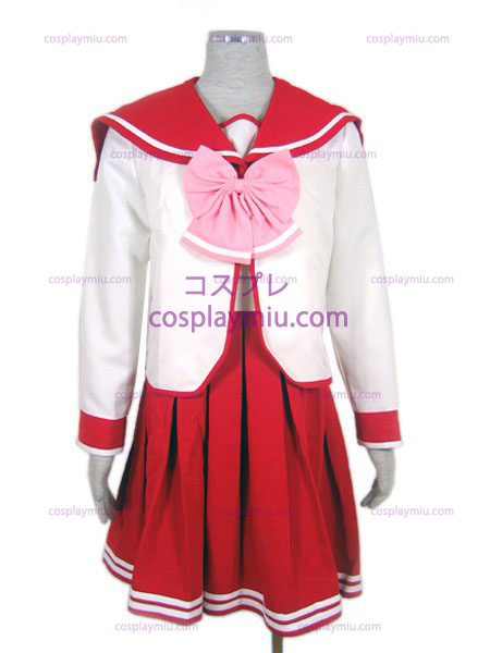 Mujeres Heart School Uniform Sky Kiyoshi (to Heart2)
