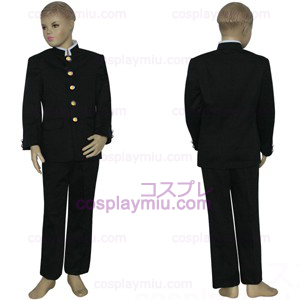 Japanese Boy Formal School Uniform Kids Sizes