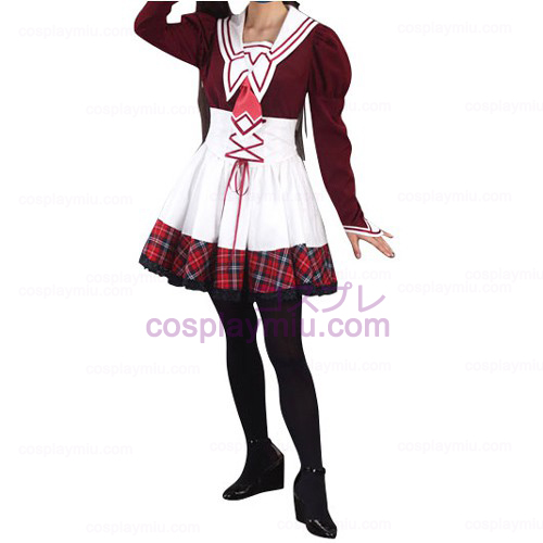 School Girl Uniform Trajes Cosplay