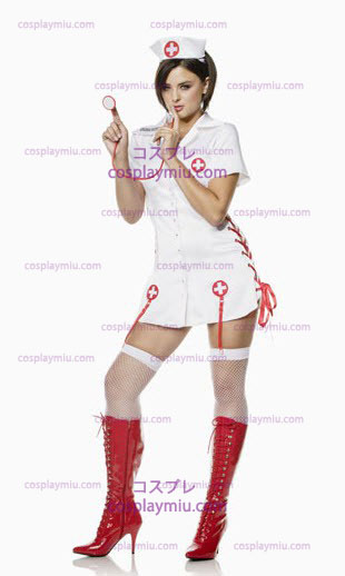Nurse Nicky Sexy Adult Disfraces