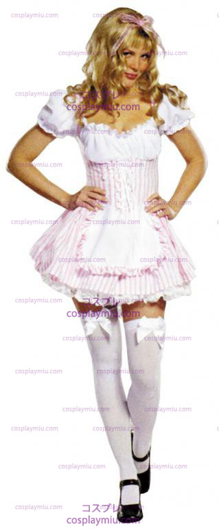 Candy Striper Adult Disfraces