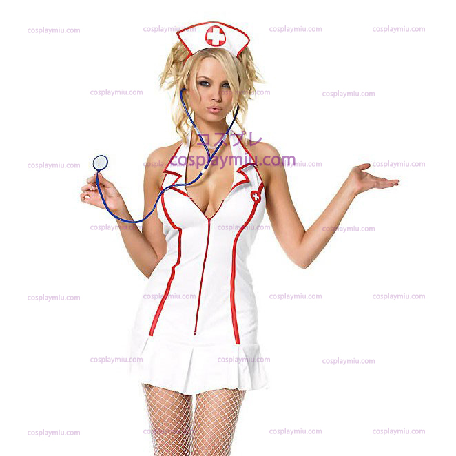 Nurse Sexy Head Adult Disfraces