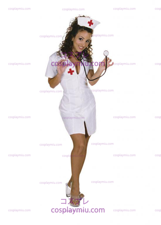 Hot Flash Nurse Adult Disfraces