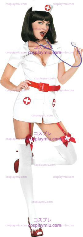 Naughty Nurse Sexy Adult Disfraces