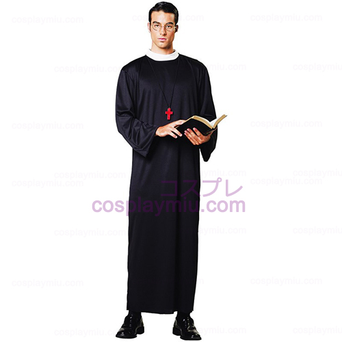 Priest Robe Adult Disfraces