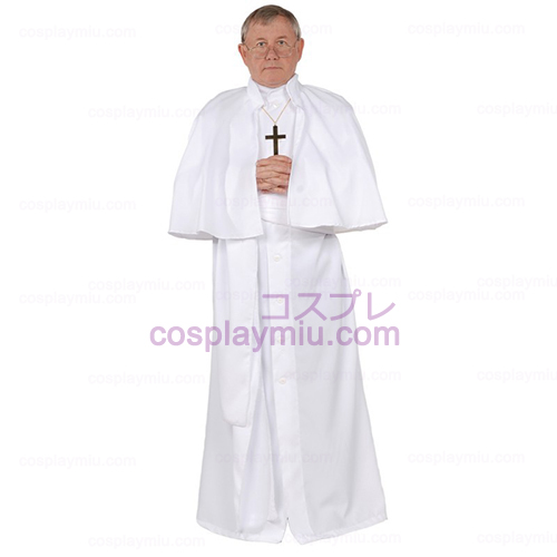 Pope Adult Plus Disfraces