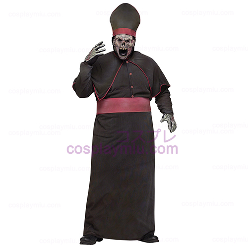 Zombie High Priest Adult Plus Disfraces