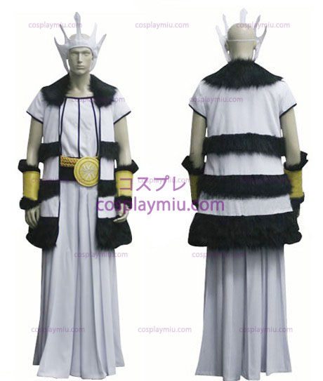 Bleach The Segunda Espada Barragan Luisenbarn Trajes Cosplay