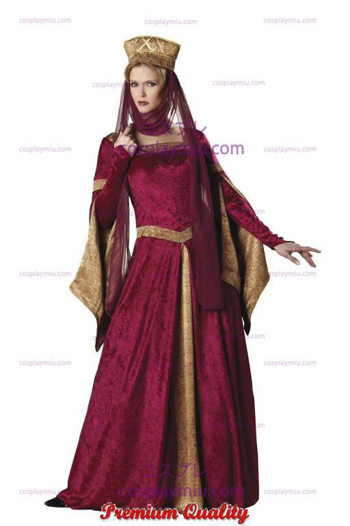 Maid Marian Adult Disfraces