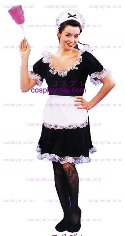 Upstairs Maid Adult Mujerᄀᆵs Disfraces