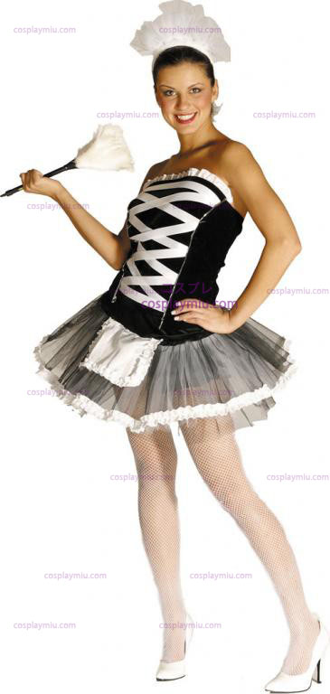 Fifi La Bouf Maid Adult Disfraces