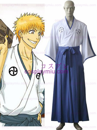 Bleach Shinigami Academy Boy Uniform Trajes Cosplay