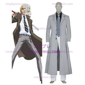 Bleach Hirako Shinji Trajes Cosplay