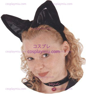 Negro Cat Ears Set