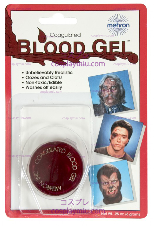 Blood Gel 0.5oz