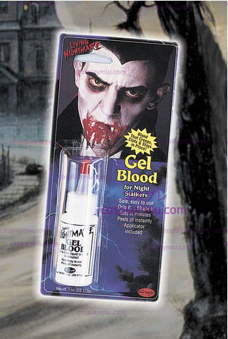 "Living Nightmare "" Blood Gel"