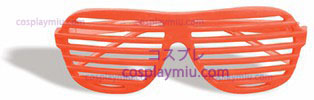 Gafas Slot Neon Orange
