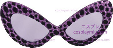 Gafas 5Th Ave Glitter Purple