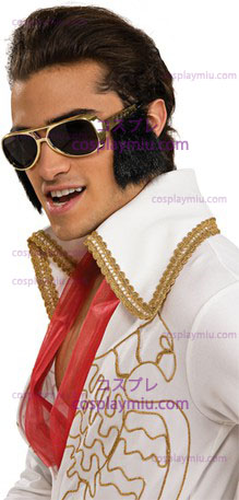 Elvis Gafas With Sideburns