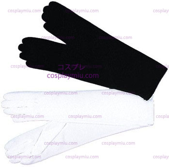 Elbow Length Gloves ,Negro 1 Size