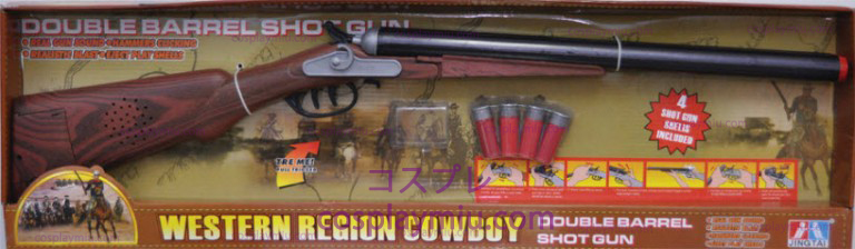 Cowboy Shotgun with Sound