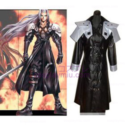 Final fantasy Sephiroth Deluxe Trajes Cosplay