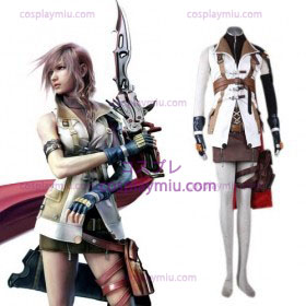 Final Fantasy XIII Lightning Trajes Cosplay for sale
