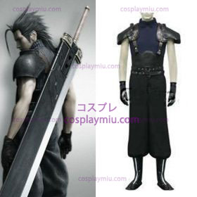 Final Fantasy VII Seven Last Order Zack Men Trajes Cosplay